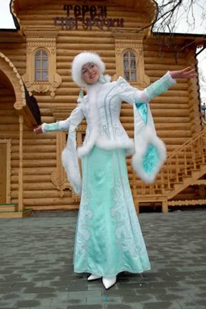 Смотреть фото русские снегурочки фото 498-426